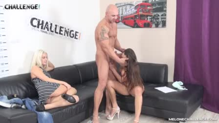 Babe Enjoys a Massive Black Cock