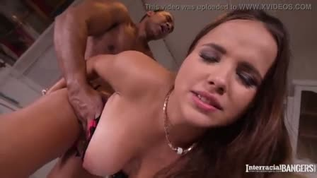 Big Tits at School - The Temptation Test scene starring Bro