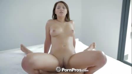 Boudoir Trio by Sapphic Erotica - lesbian love porn with