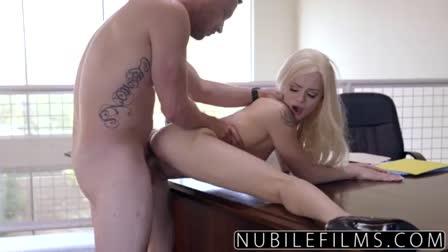Licking & Playing Blonds