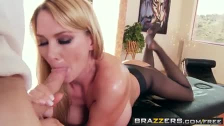Mike Foster is damn lucky to fuck Stefany and Danni Cool at