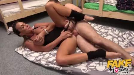 NubileFilms - Best friends lesbian seduction